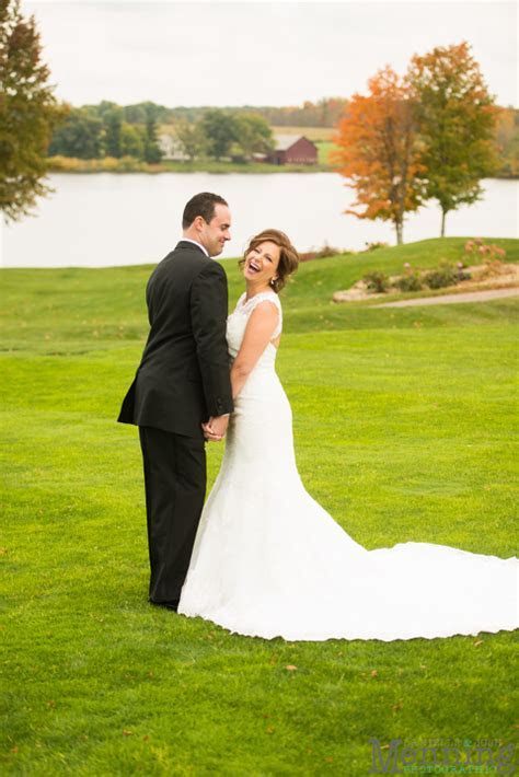 Cassie & Byron Wedding   The Lake Club   Youngstown, OH