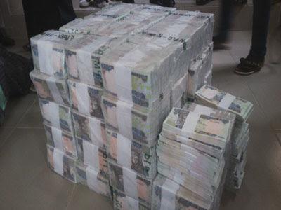 EFCC seizes N49m cash at Kaduna airport