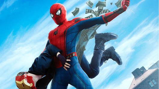 SPIDER-MAN: HOMECOMING Goes Full AMAZING FANTASY in New Poster (Exclusive) | Nerdist