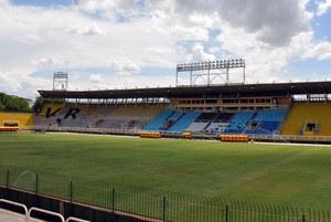 Estádio da Cidadania, Raulino de Oliveira, Volta Redonda (Foto: Divulgação / Prefeitura de Volta Redonda)
