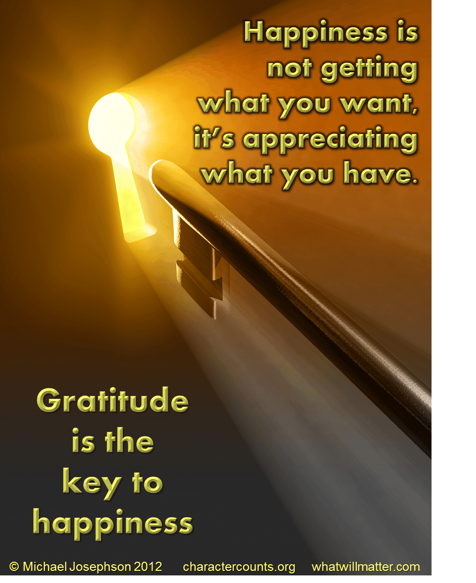 Happiness And Gratitude Quotes. QuotesGram