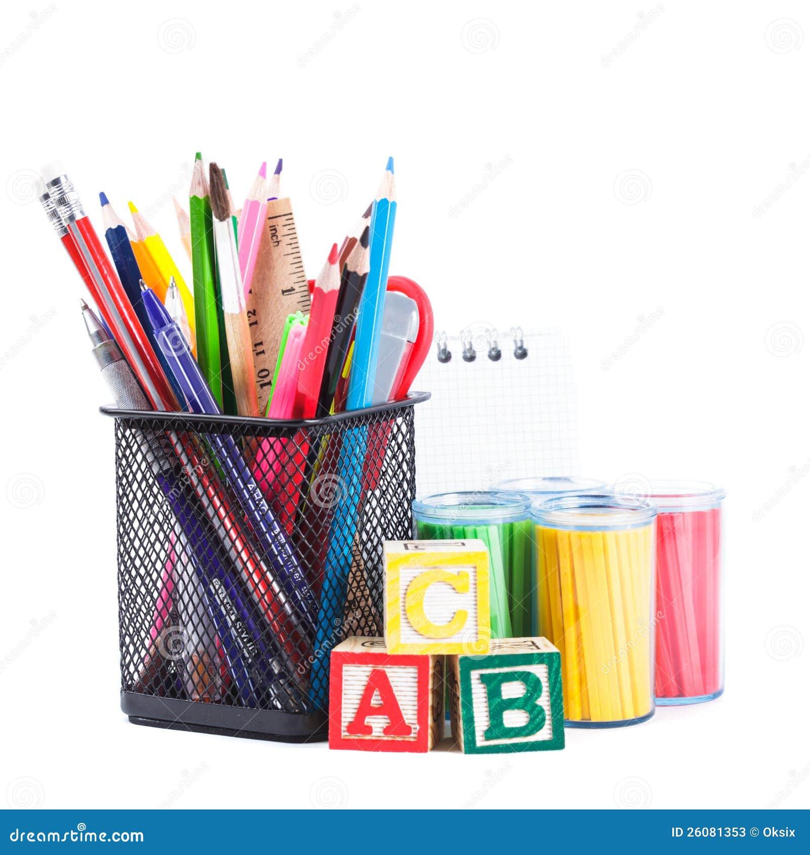 stationary school 26081353