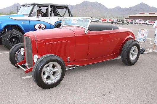 2016 Goodguys Scottsdale— 50 Great 1932 Fords From The Southwest Nationals - Hot Rod Network