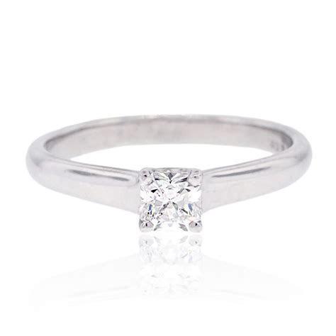 Tiffany & Co. Lucida 0.40ct Diamond Engagement Ring