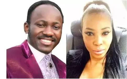 Sex Scandal: I Stand By All My Claims, Stephanie Otobo blasts Apostle Suleman