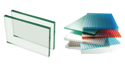 Which Is A Better Roofing Choice – Glass Or Polycarbonate? - Tuflite