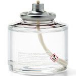 """Hollowick HD26 Disposable Fuel Cell, 26 Hr, 2"""" Diameter Clear Plastic"""