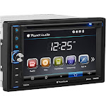 """Planet Audio Double DIN 6.2"""" Touchscreen Bluetooth In Dash Vehicle DVD Player by VM Express"""