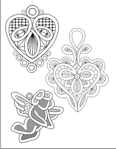 3 ornament patterns for RPL