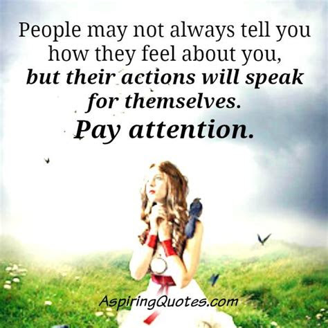 Always Watch What You Say Quotes