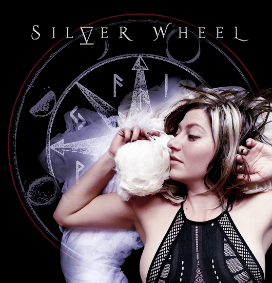 Silver Wheel for you. Love, Adey - Oracle88