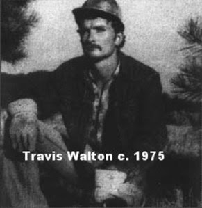 Travis Walton, potret 1975. Penebang kayu asal Arizona ini mengaku   diculik alien