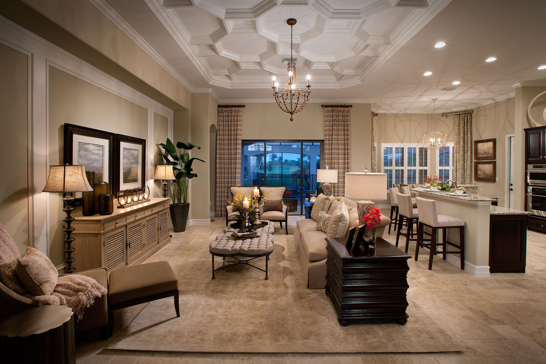Bougainvillea Luxury Model Home Completed at Runaway Bay ...