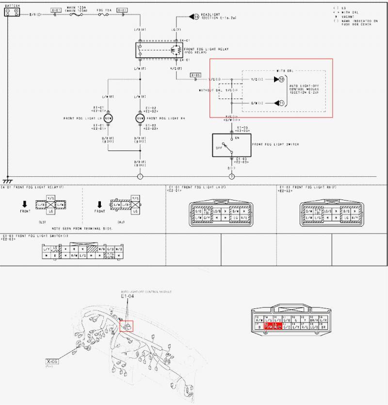 2003 Mazda 6 Tail Lights Wiring Diagram Wiring Diagram Explained D Explained D Led Illumina It