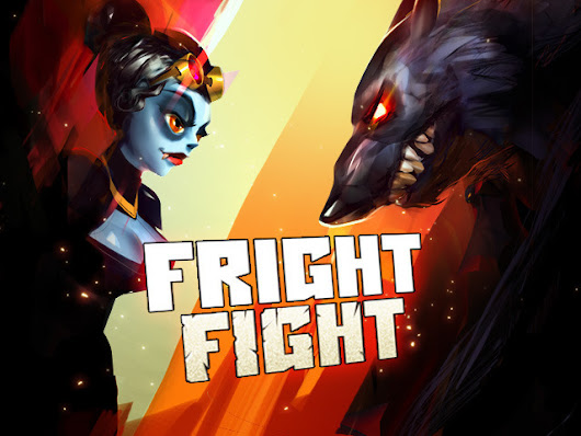 Fright Fight: Online Multiplayer Fighting for Mobile