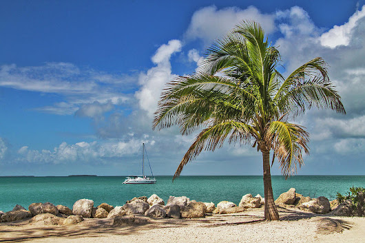 Fort Zachary Taylor State Park - Find Paradise In Key West Florida by Bob Slitzan
