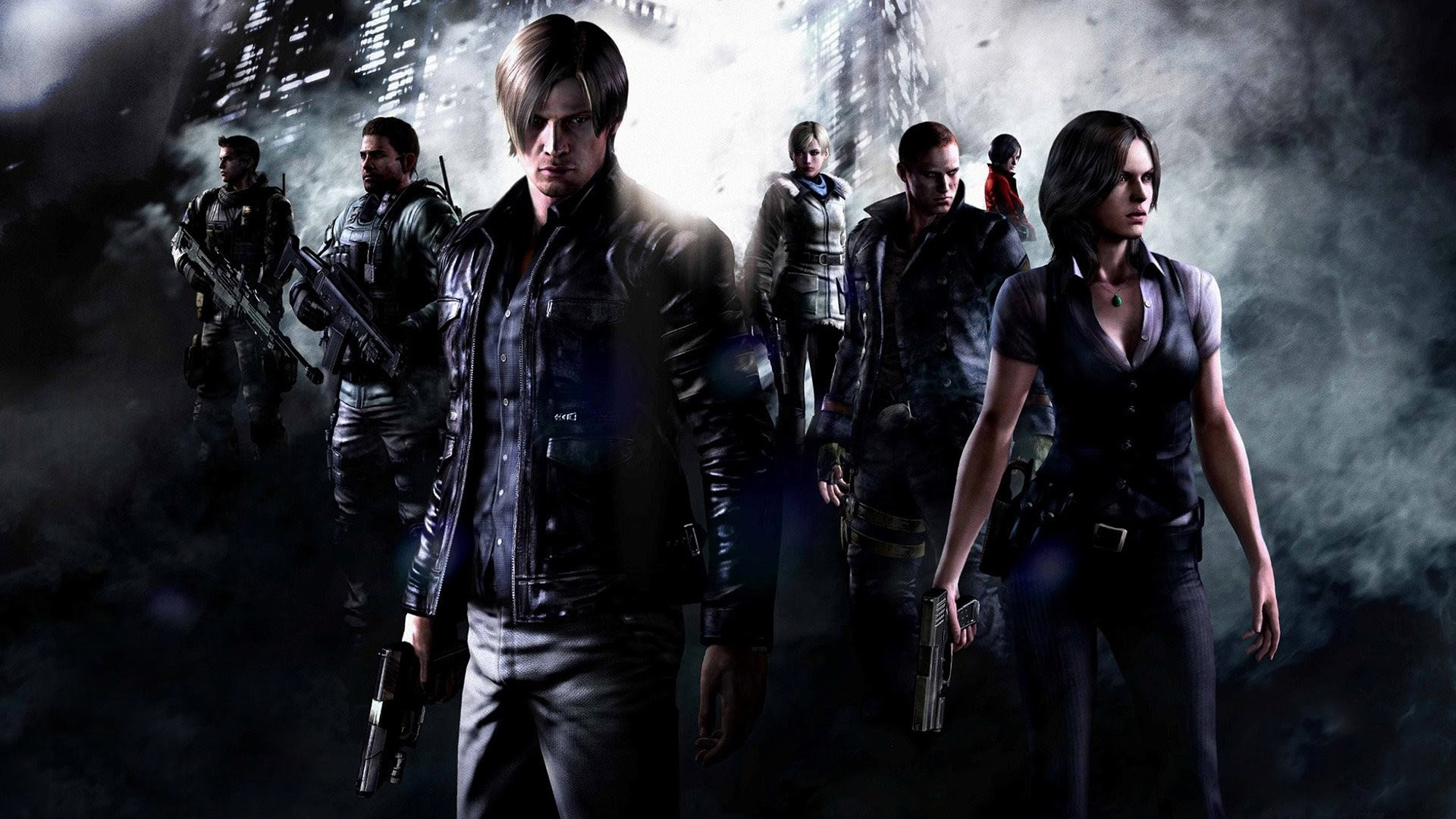 Resident Evil Wallpapers Hd 71 Images