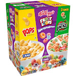 Kellogg's Kids Variety Pack (37.3 Ounce)