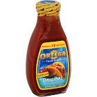 Ortega Original Medium Taco Sauce - 8 oz bottle