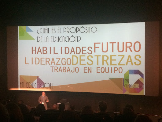 Impresiones del Gamification World Congress 2016 - Lateralia