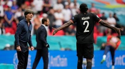 Лёв заявил, что в сборной Германии разочарованы поражением от Англии