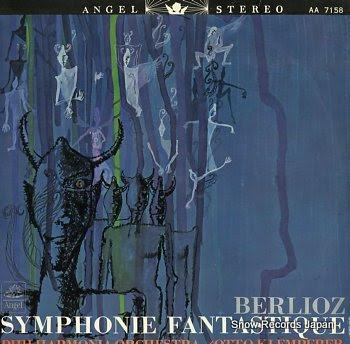 KLEMPERER, OTTO berlioz; symphonie fantastique