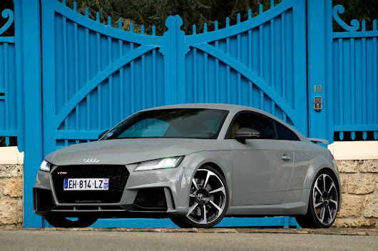 Essai Audi TT RS : la revanche - Blog Automobile