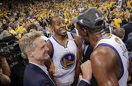 Part II of interview with Warriors head coach Steve Kerr