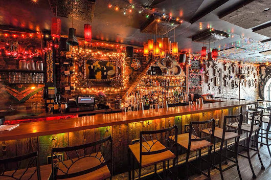 Baby Bo's Cantina Has Us Wondering If We're Still In NYC
