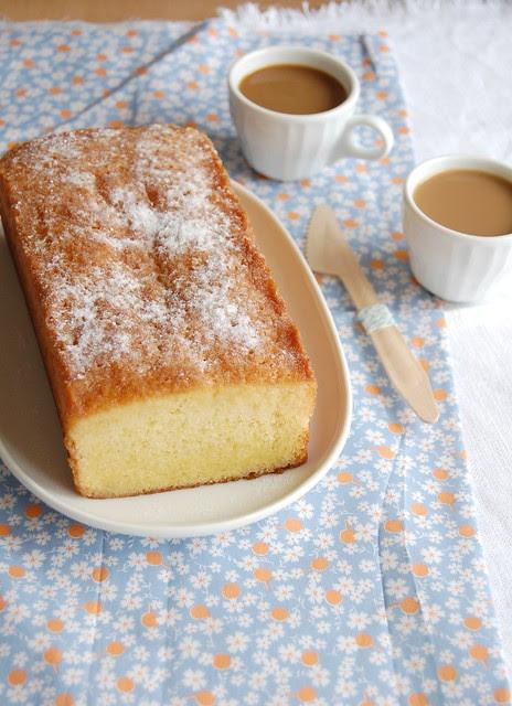 St. Clement's cake / Bolo de São Clemente