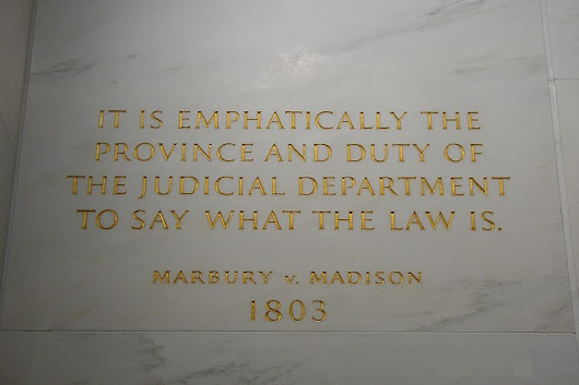 File:Plaque of Marbury v. Madison at SCOTUS Building.JPG - Wikipedia