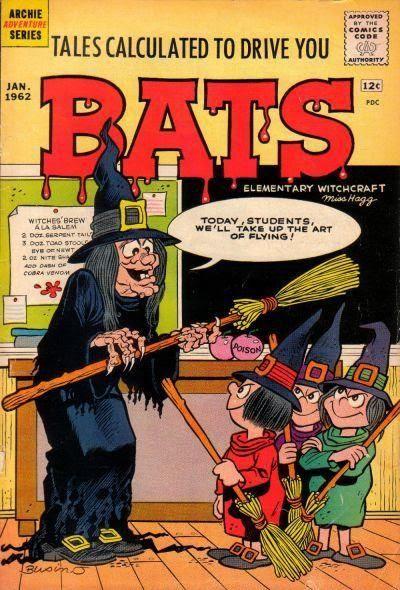 Bats #2 cover
