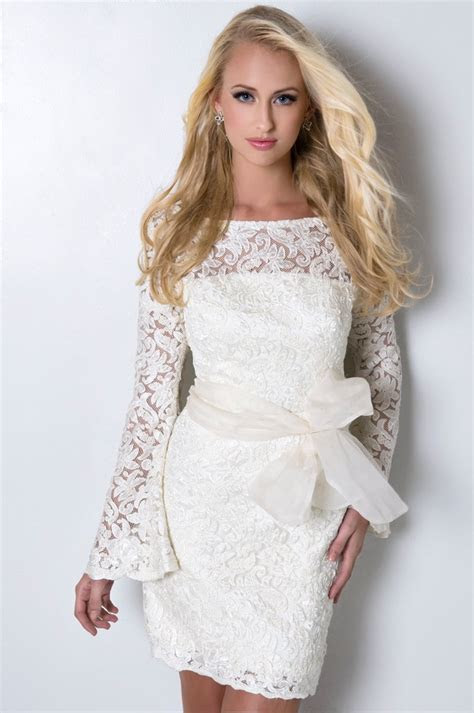 short white lace bridal dress  trusted wedding source
