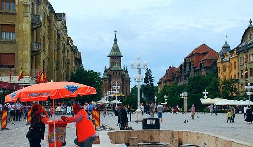 Timisoara Romania by MarculescuEugenIancuD60Alaska