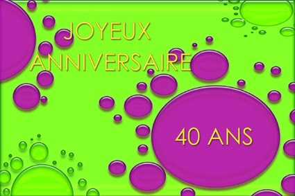 Carte Joyeux Anniversaire 40 Ans A Imprimer Nanaryuliaortega News