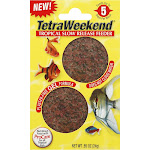 TetraWeekend Tropical Slow Release 5-Day Feeder - 2 pack, 0.85 oz total
