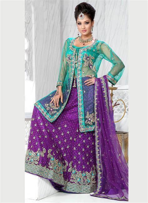 Indian Bridal Lehnga choli Collection 2013 2014   Designer