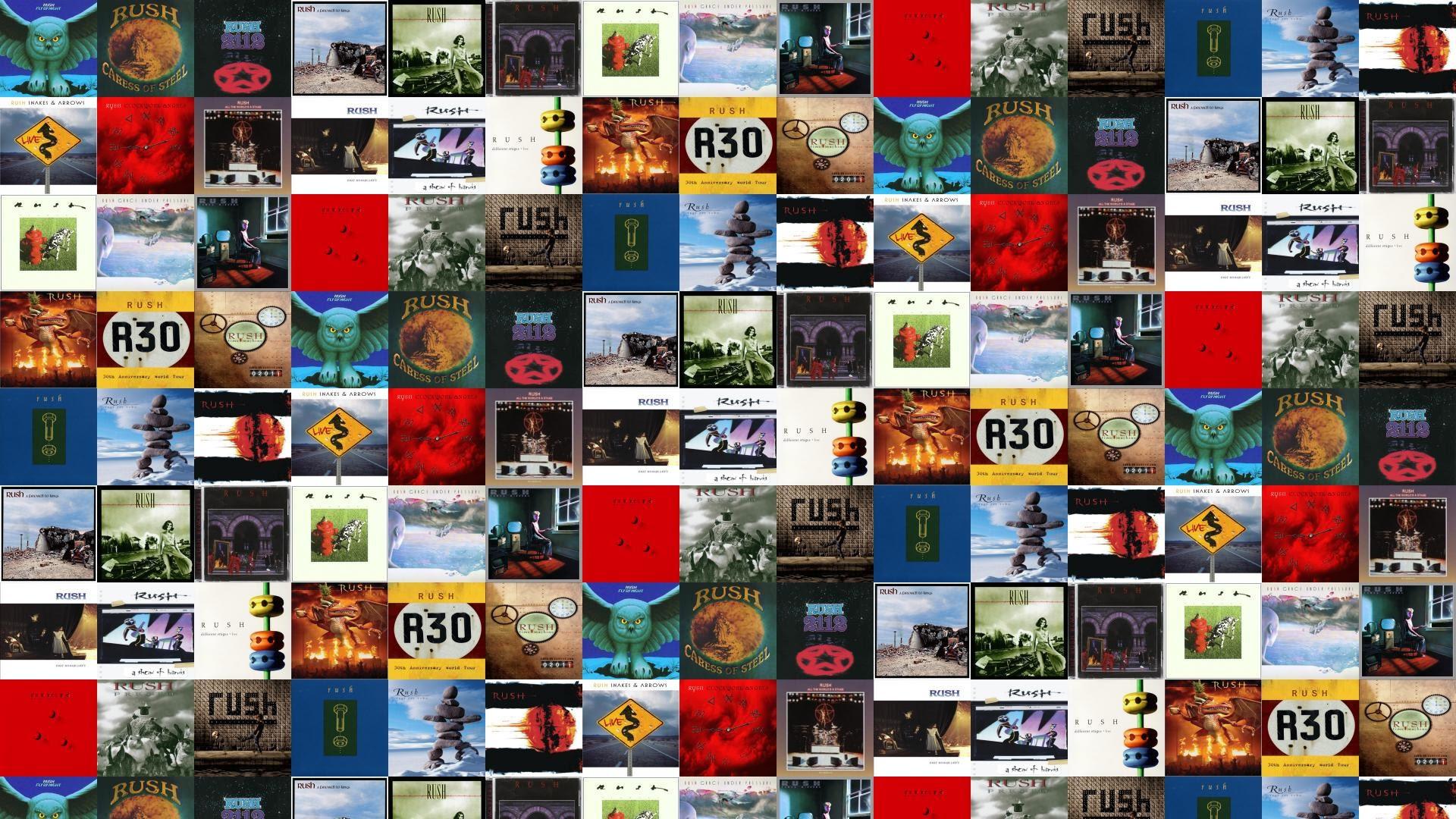 Rush Album Covers Wallpaper 64 Images