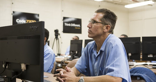 California prisoners to get jobs as programmers