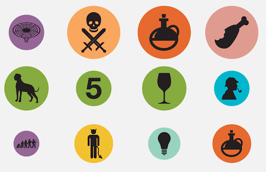 Common Mythconceptions – World's Most Contagious Falsehoods — Information is Beautiful
