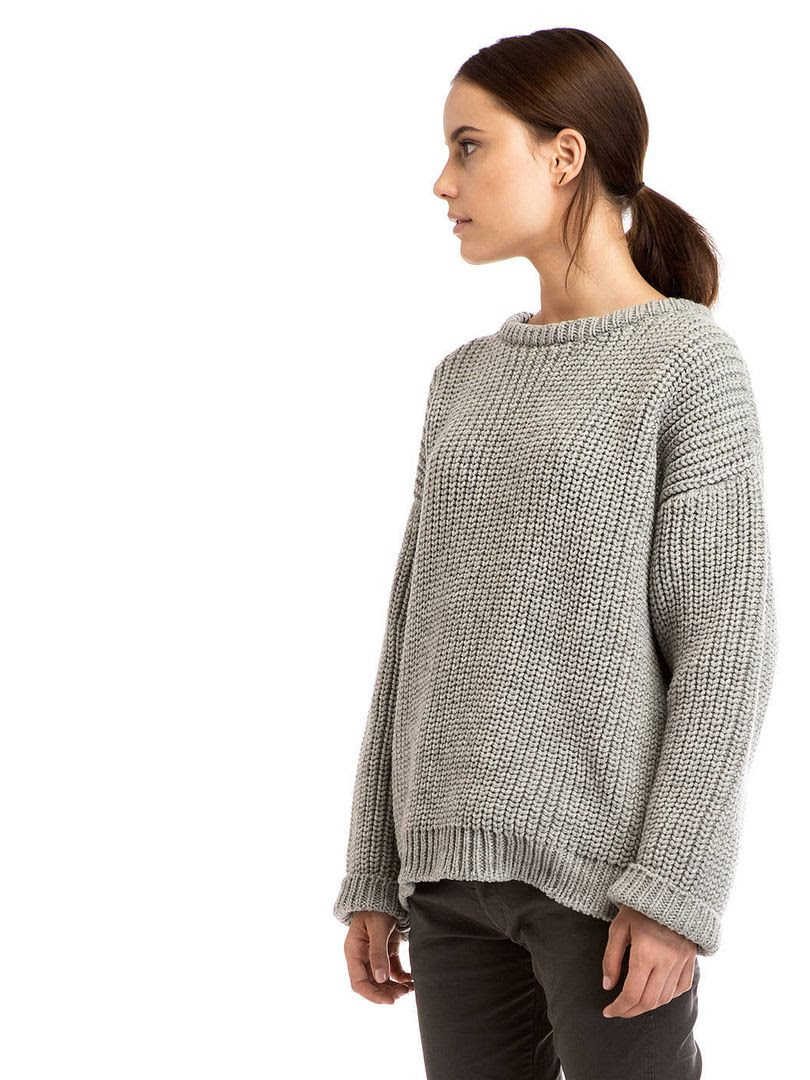 Zady .09 Chunky Knit Sweater