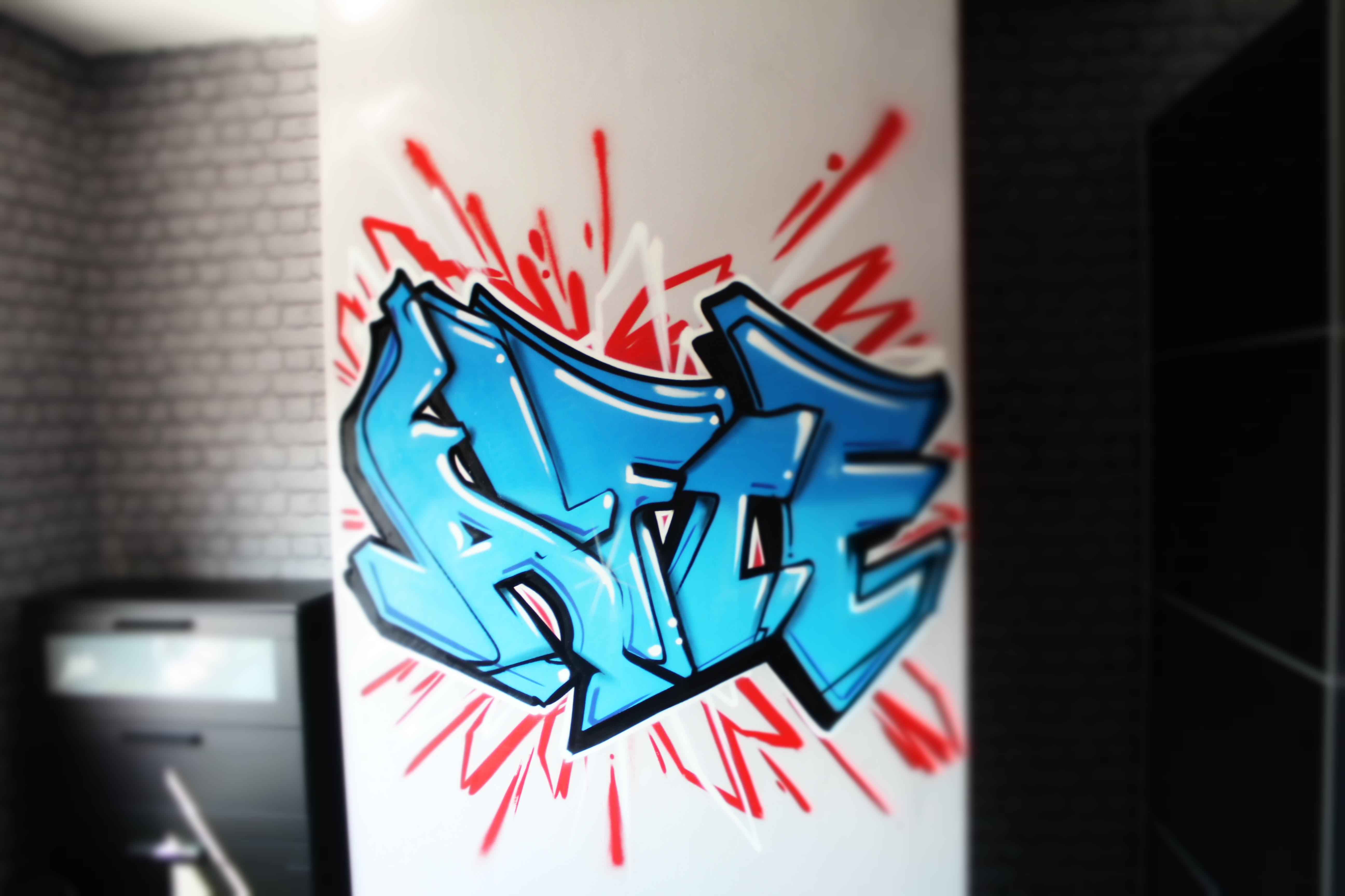 Graffiti Bedroom | Graffiti Press