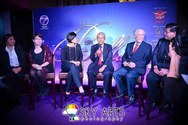 NTV7 Bella Awards @ Marini Level 57 Kuala Lumpur, Malaysia
