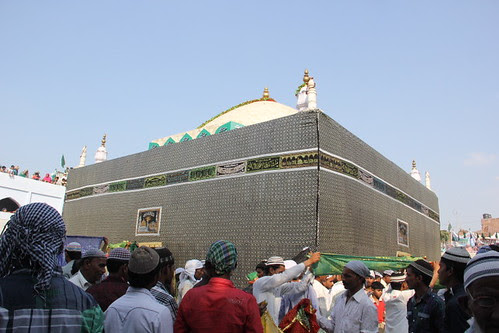 The Holy Shrine Of Hazrat Zinda Shah Madar Makanpur by firoze shakir photographerno1
