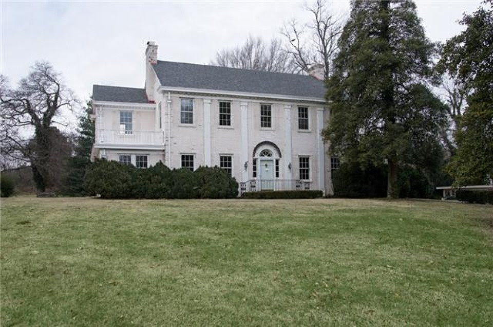 From the front, one might never guess that this house requires an overhaul. <br />Source: Zillow<br />