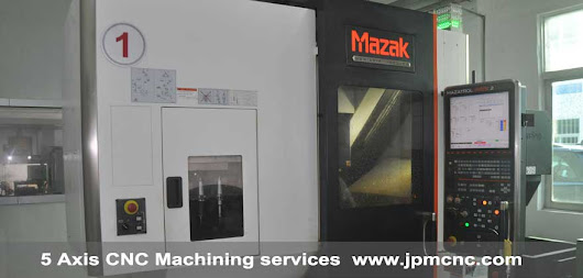Custom 5 AxisCNC machining services in China