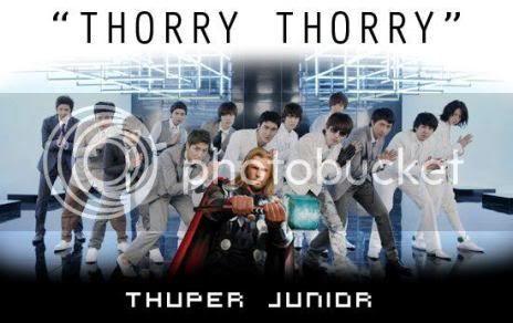 19ThorMemeSuperJuniorThorryThorry