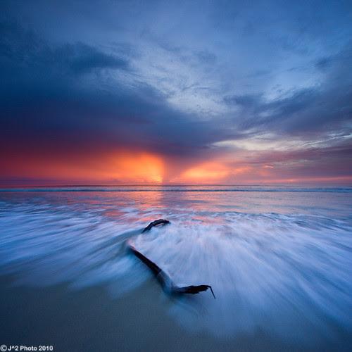Tornado Sunset por J.^2 Holiday Blues