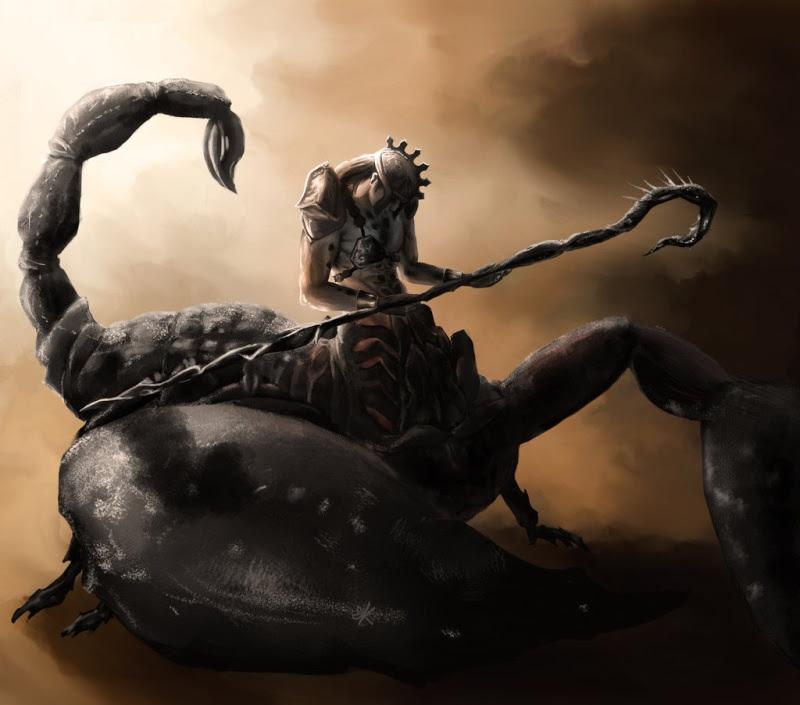 Manscorpion Tark