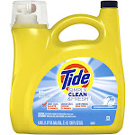 Tide Simply Clean & Fresh Detergent Refreshing Breeze - 138 fl oz jug